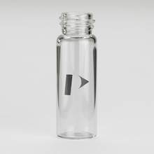 2 mL 11 mm Crimp Top Vial with PTFE Silicone Closure