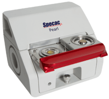 Specac Pearl with assembled Oyster cell