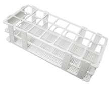 21-Position Large Tube Rack
