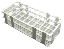 40-Position Large Tube Rack
