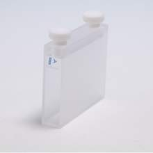 Quartz SUPRASIL Macro Cell with PTFE Stopper