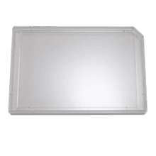 Clear lid for OptiPlate, CulturPlate, and SpectraPlate microplates
