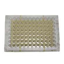 DELFIA assay plate, 96-well, yellow