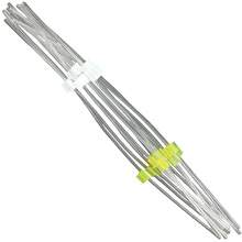 Flared PVC Peristaltic Pump Tubing - 0.57 mm I.D - White-Yellow