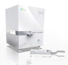 G4 Preclinical PET benchtop scanner with integrated X-ray