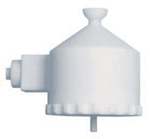 50 mL HF Resistant TFE PTFE Cyclonic Spray Chamber