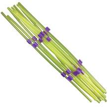Non-Flared Solva Peristaltic Pump Tubing -2.06 mm I.D - Purple-Purple