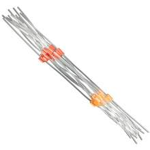 Peristaltic Pump Tubing - 0.19 mm I.D - Orange-Red