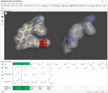 Signals Lead Discovery - Molecule Viewer