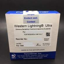 Western Lightning Ultra chemiluminescent substrate for western blotting
