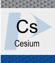 Cesium (Cs) Pure Plus Standard