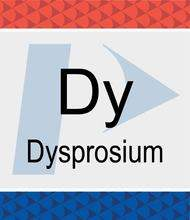 Dysprosium (Dy) Pure Standard