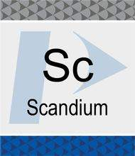 Scandium (Sc) Pure Plus Standard
