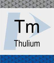 Thulium (Tm) Pure Plus Standard