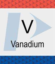 Vanadium (V) Pure Standard