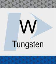 Tungsten (W) Pure Plus Standard
