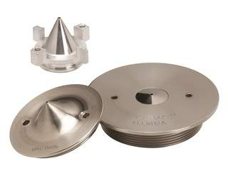 Nickel cones for NexION