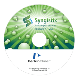 Syngistix for AA Express CD Label