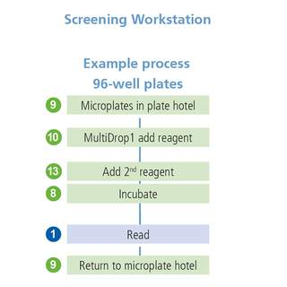 explorer integrated Screening Workflow
