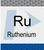 Ruthenium (Ru) Pure Plus Standard