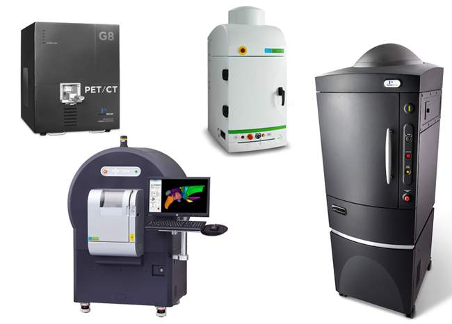 PerkinElmer In Vivo Imaging Systems, IVIS Spectrum IVIS Lumina, G8, Quantum GX