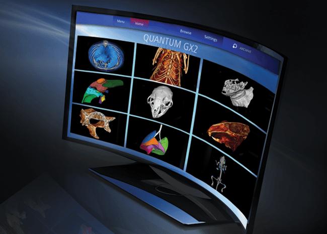 Quantum GX2 microCT imaging system