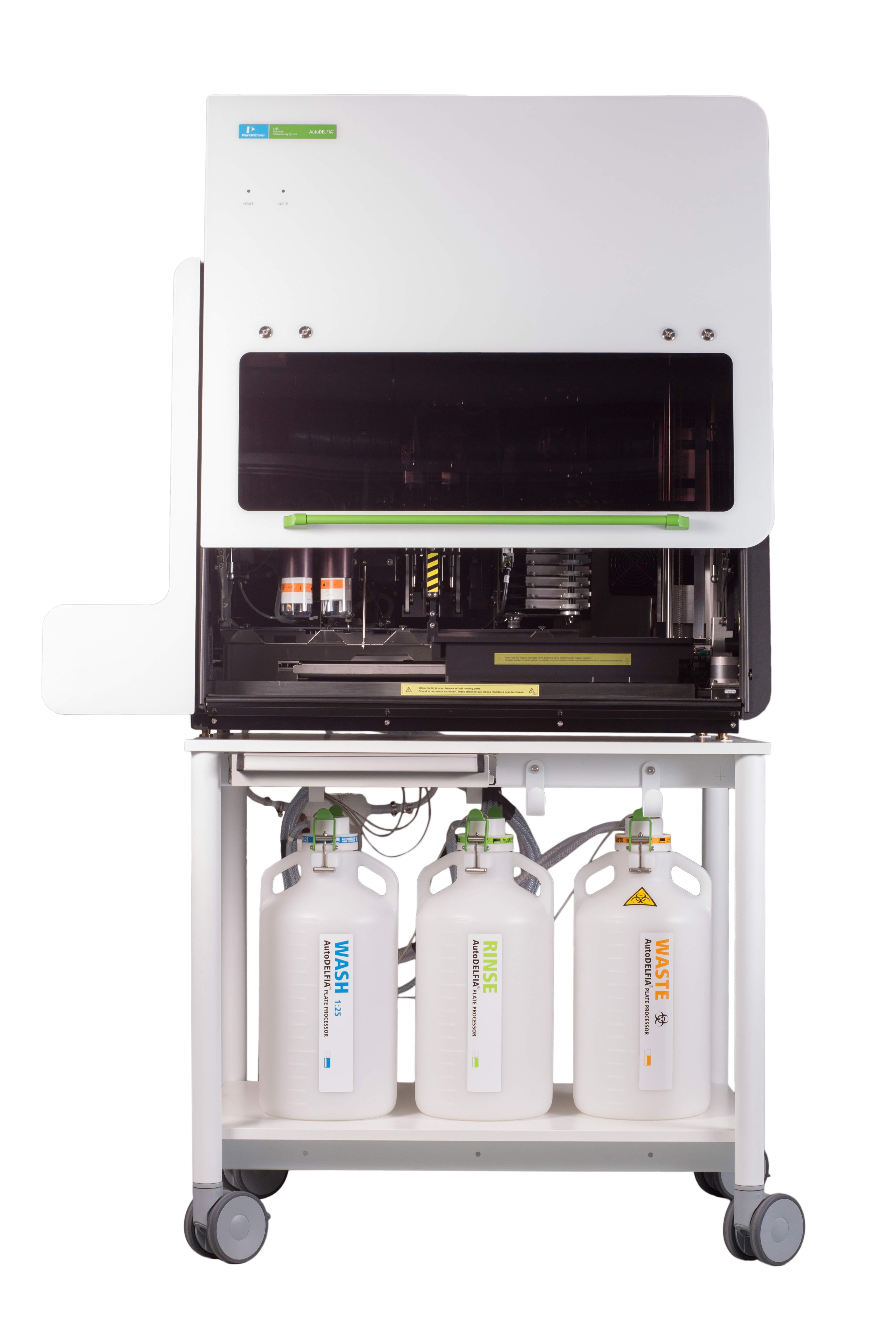 Autodelfia 174 Instrument Automatic Immunoassay System