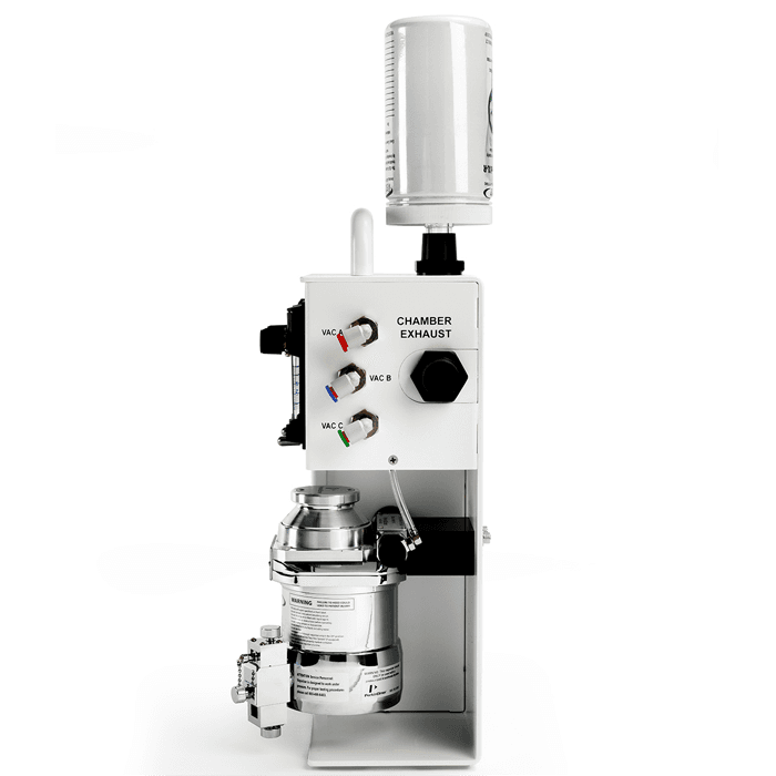 RAS-4 rodent Anesthesia System Side View-Right