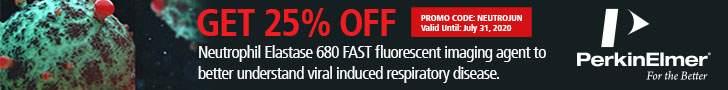 Neutrophil Elastase 680 FAST Fluorescent Imaging Agent 25% off