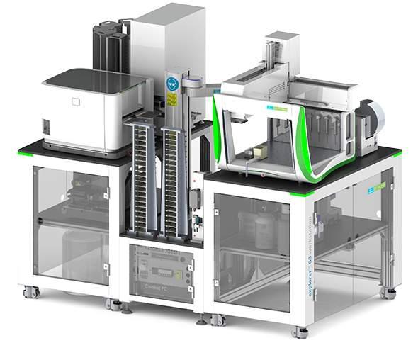 Integrated Laboratory Automation